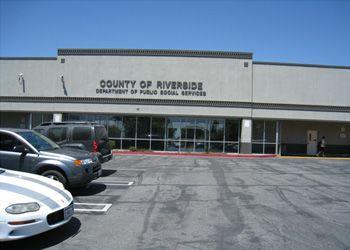 Riverside County Welfare Office Banning