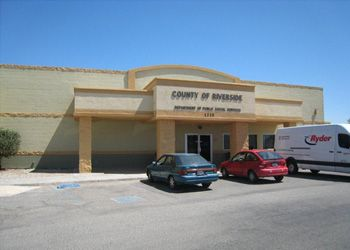 Riverside County Welfare Office Blythe