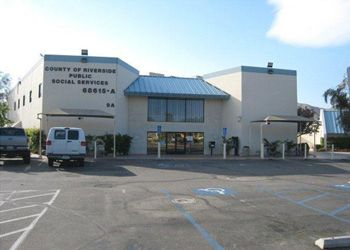 Riverside County Welfare Office Cathedral City Perez Rd