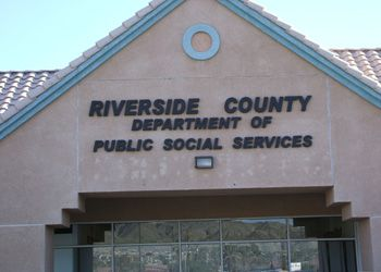 Riverside County Welfare Office Desert Hot Springs