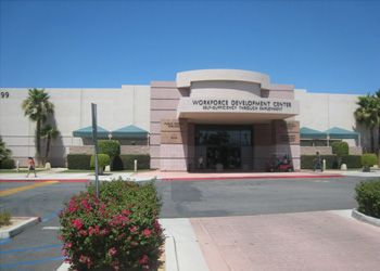 Riverside County Welfare Office Indio