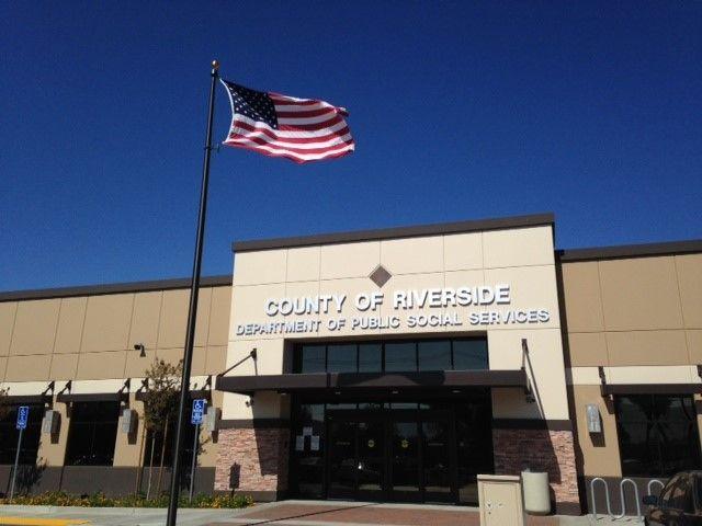 Riverside County Welfare Office Norco