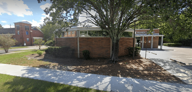 Jacksonville Public Library Brown Eastside Branch